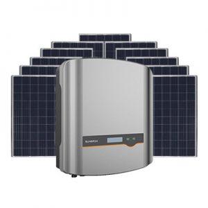 Sungrow + Phono 3.3kW Solar system