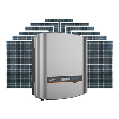 Sungrow + Risen 3.15kW Mono Perc Solar system