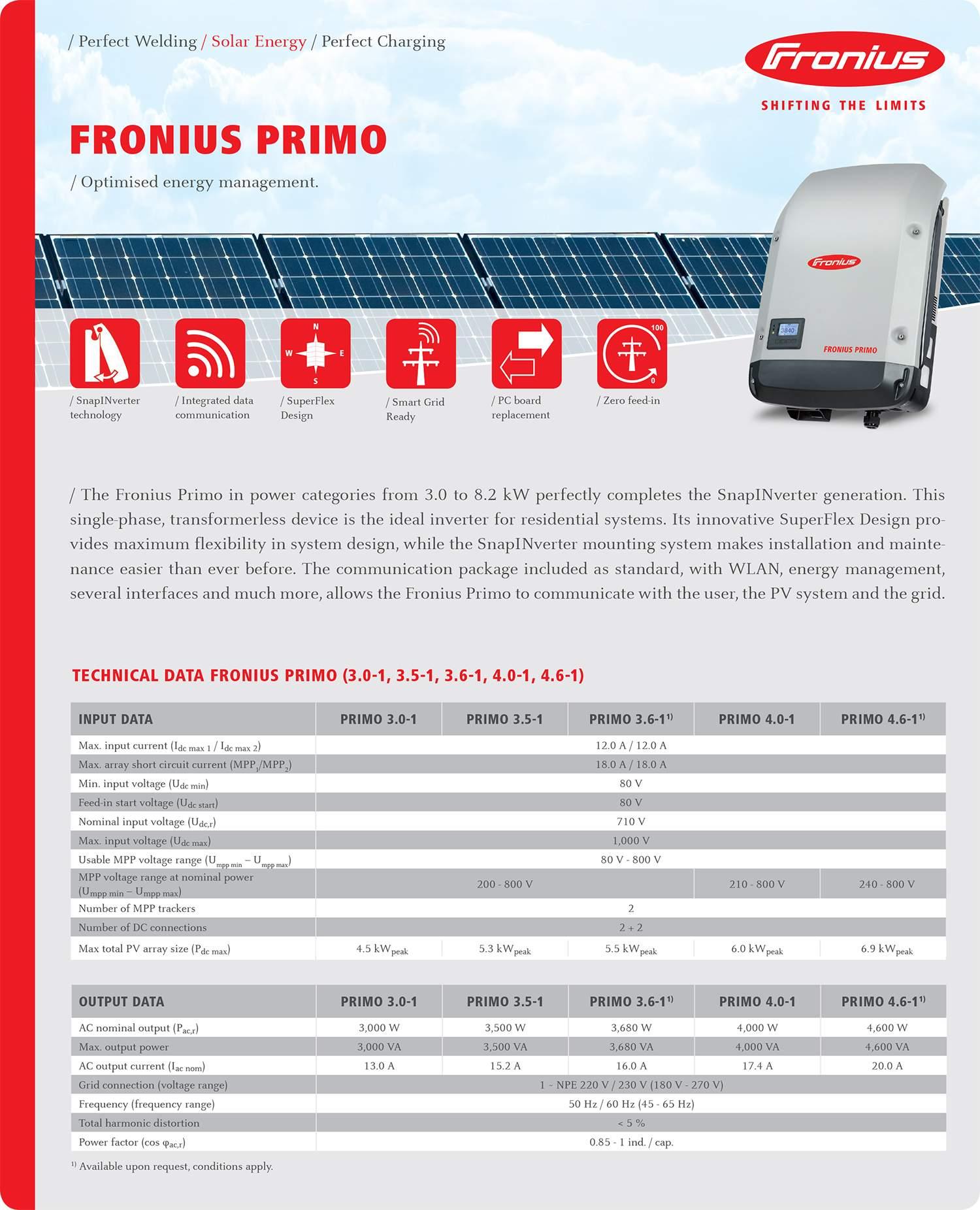 6 6kW Fronius Primo + Longi Mono Perc Solar System | AHLEC