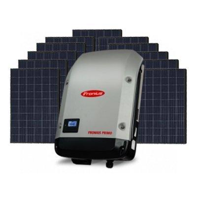 NEW Fronius Primo 5kW inverter and REC Twin Peak 325w panel 6.5kW solar system