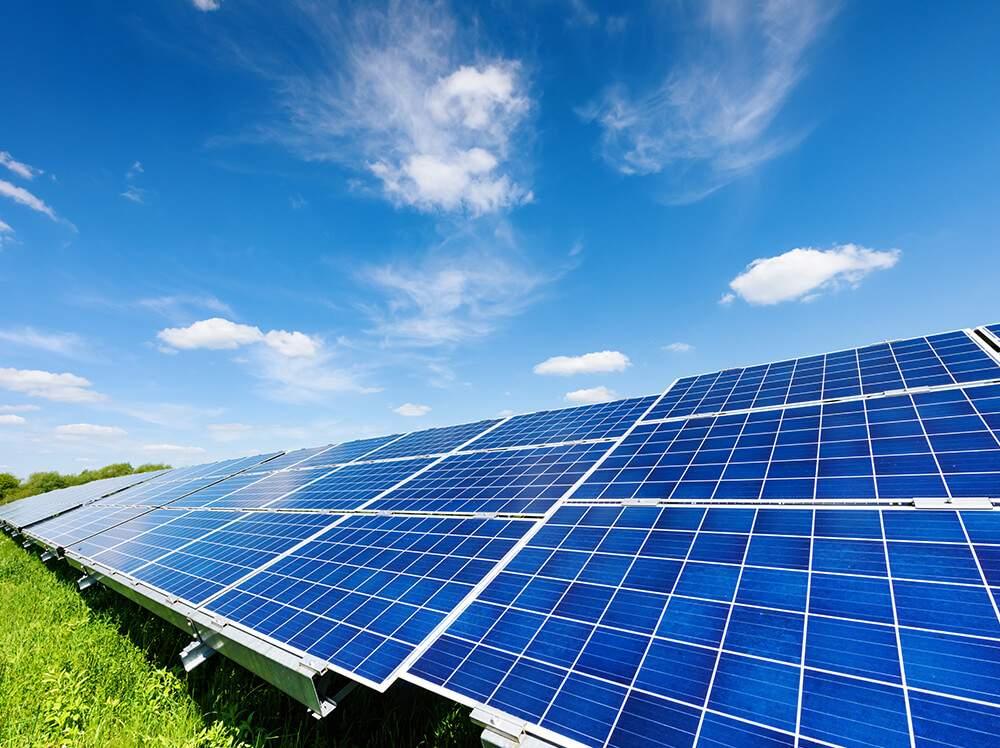 Bribie Island solar panel